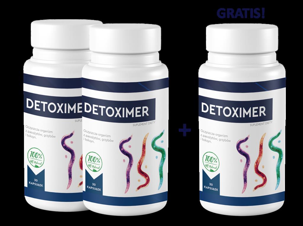 Detoximer – cena i gdzie kupić? allegro ceneo apteka