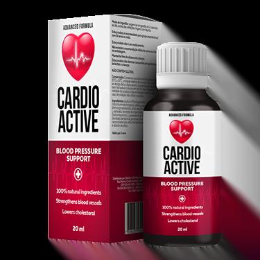 Cardio Active – krople – opinie – składniki – cena – gdzie kupić?