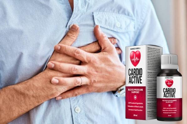 Cardio Active - Jak stosować? Dawkowanie i instrukcja