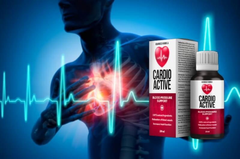Cardio Active – składniki i formuła