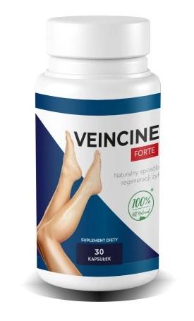 Veincine Forte – kapsułki – opinie – składniki – cena – gdzie kupić?
