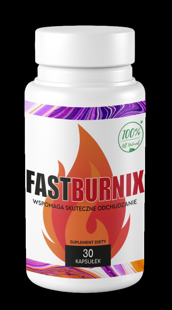 Fastburnix kapsułki – opinie – składniki – cena – gdzie kupić?