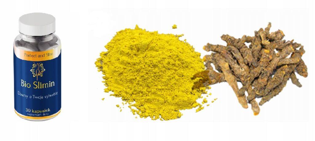 BioSlimin - jakie składniki zawiera produkt?