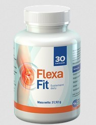 FlexaFit kapsułki - opinie, składniki, cena, gdzie kupić?